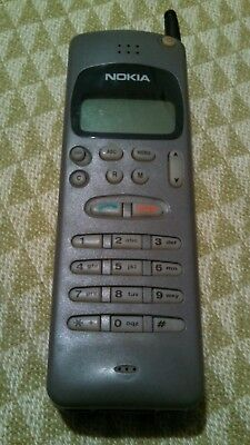 Nokia Vintage Brick Mobile 1994 - Model 2010 Type NHE-3DN. Made in Germany