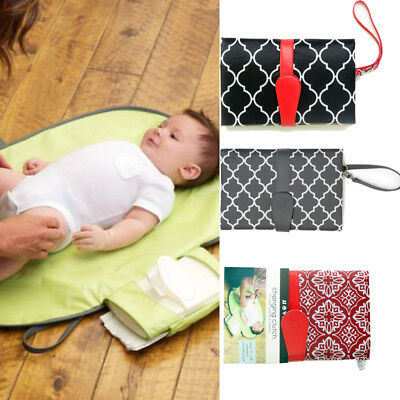 AU Stock Baby Diaper Nappy Urine Mat Kids Waterproof Bedding Changing Cover Pad
