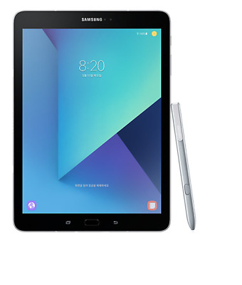 Samsung Galaxy Tab S3 2017 9.7In SM-T820 S-Pen WiFi 32G Ram 4Gb Android 7 Silver