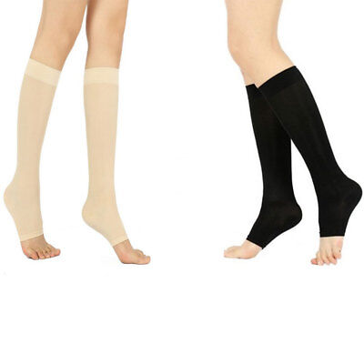 PEDIMEND™ Open Toe Knee High Firm Graduated Compression Socks For Men & Women