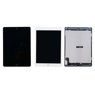 Complete LCD Touch Screen Display Digitizer+Home Button Assembly for iPad Air 2