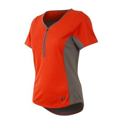 PEARL IZUMI WOMEN S Canyon Short Sleeve Cycling Jersey cfa482c22