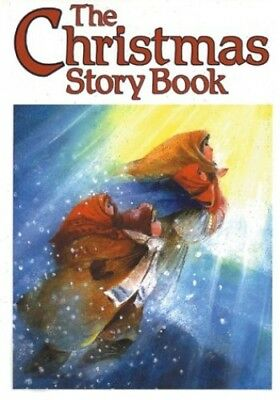 The Christmas Story Book Hardback Book The Cheap Fast Free Post
