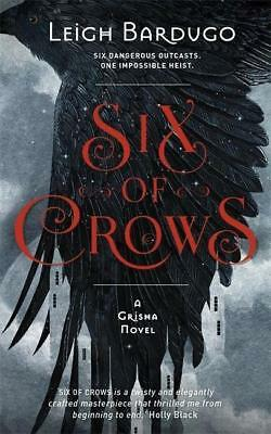 Six of Crows - Leigh Bardugo - 9781780622286