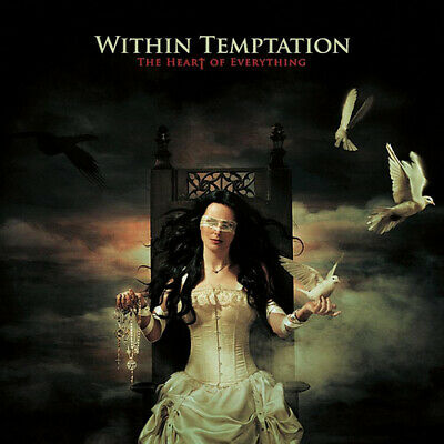 Within Temptation : The Heart of Everything CD (2018) ***NEW***