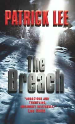 The Breach - Patrick Lee - HarperCollins - Acceptable - Paperback