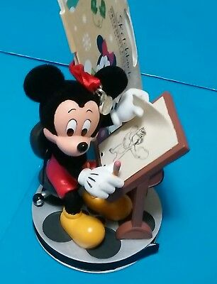 Mickey mouse Animator Sketchbook Ornament Disney Store 2016