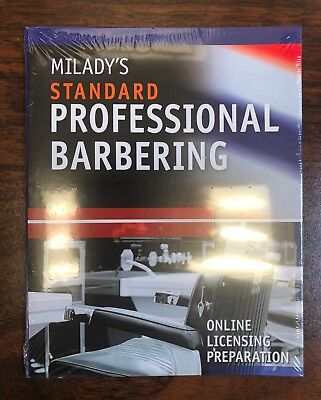 student workbook for miladys standard professional barbering