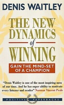 The New Dynamics of Winning: Gain the Mind-set of... by Waitley, Denis Paperback