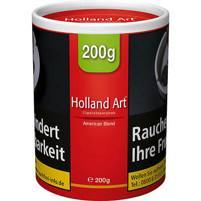 1 x 200g Holland Art Zigarettentabak