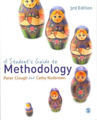 A Student's Guide to Methodology by Peter Clough 9781446208625 (Paperback, 2012)