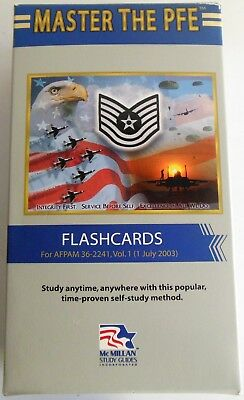 Master The PFE for AFPAM 36-2241 Vol 1 Flashcards Air Force Study Guide
