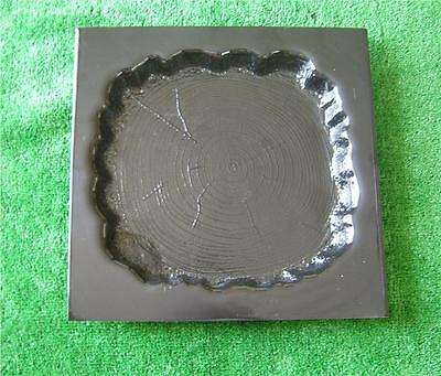 Large Log Stepping Stone Mould Mold Garden Yard Paver NEW