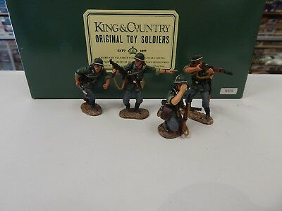King and Country German WW11 WS039 WEHRMACHT ATTACK SET