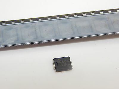 ON SEMI MBRS360T3G MBRS360 Diode Schottky 60V 4A 2-Pin SMC - YOU GET 100 PIECES