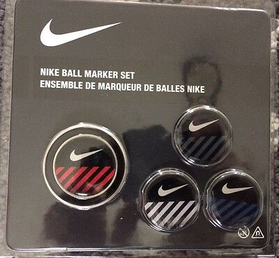 Nike Golf Ball Marker Set