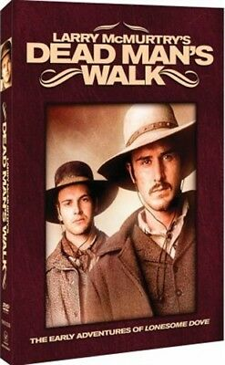 LARRY MCMURTRY'S DEAD MAN'S WALK New Sealed DVD Complete 1996 TV Miniseries