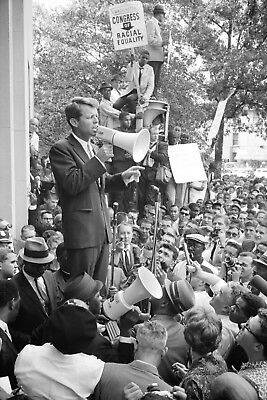 1963-Attorney General Robert F. Kennedy-Congress of Racial Equality
