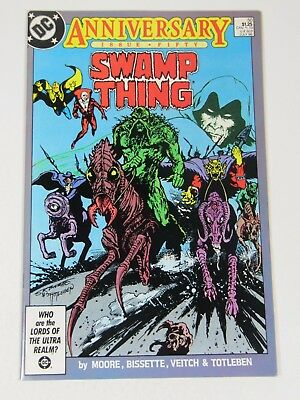 Swamp Thing #50 (DC Comics 1986) 1st Justice League Dark High Grade!