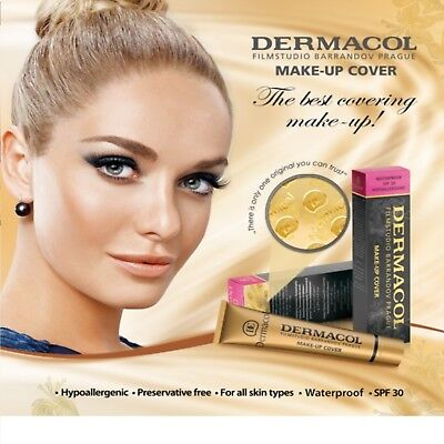 Dermacol Film Studio Foundation Legendary High Covering Make Up