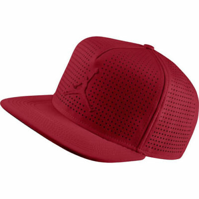 Jordan Jumpman Perforated Snapback Hat 835339 687