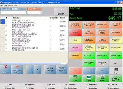 pcAmerica Cash Register Express CRE POS Upgrade to 12.8 From any Version