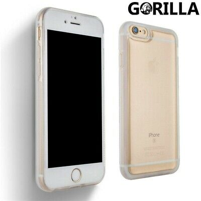 Shockproof Anti Gravity Hard iPhone Xs 8 7 Plus 6 Gel Clear Case Cover for Apple