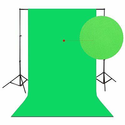 Photography Photo Studio Backdrop Background Screen 2 of  green & white