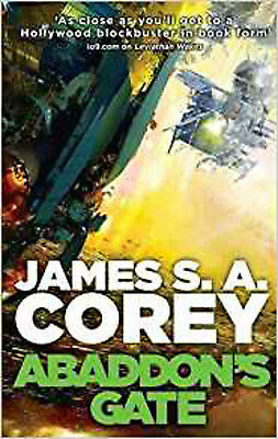 Abaddon's Gate: Book 3 of the Expanse, New, Corey, James S. A. Book