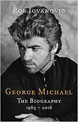 George Michael: The biography, New, Jovanovic, Rob Book