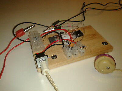 Experimental Crystal Radio Kit