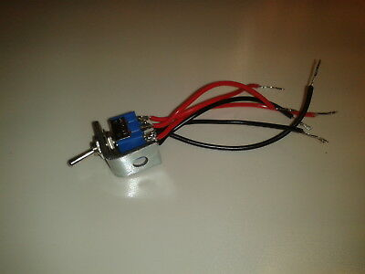 Antenna Feed Switch for Experimental Crystal Radio Kit