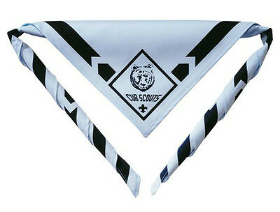 """Cub Scout BEAR  NECKERCHIEF - BSA Official """"NEW"""" with tag"""