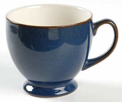"""Denby """"boston"""" Footed Teacup 3"""" High, Stoneware New Made In England"""