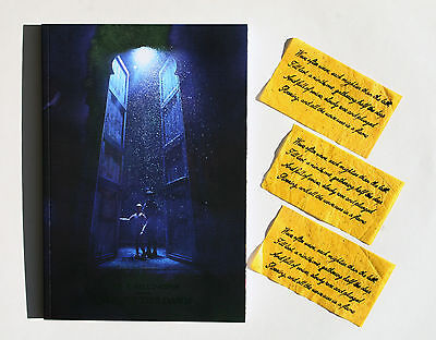 KATE BUSH - BEFORE THE DAWN - 3 pieces of Concert Confetti & Concert Programme