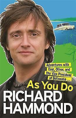 As You Do by Richard Hammond (Paperback) New Book