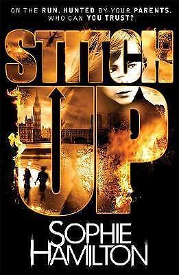 Stitch Up by Sophie Hamilton (Paperback) New Book