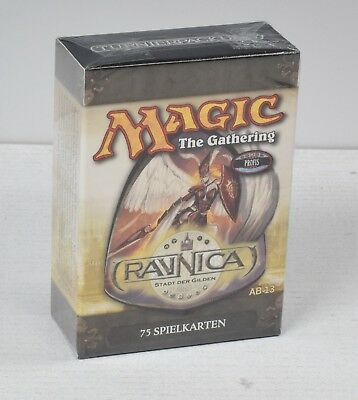 Magic the Gathering Ravnica Turnierpackung mit 75 Spielkarten deutsch