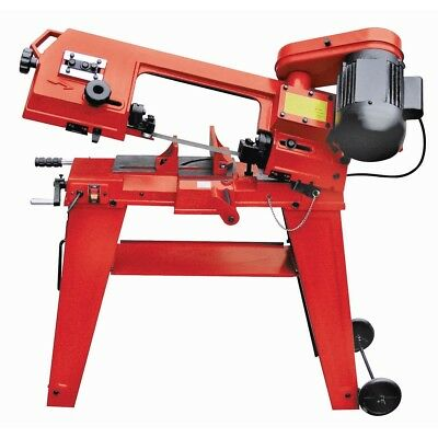 1 HP 4 in. x 6 in. Horizontal/Vertical Metal Cutting Band Saw New 0$ tax 0$ ship