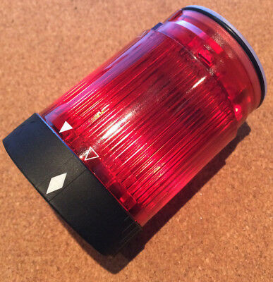 50mm Red Signal Indicator Beacon Tower Schneider Harmony XVP-C34 IP65