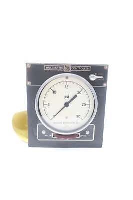 Moore 473P30 Nullmatic Controller 0-30Psi D595768