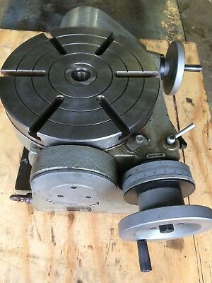 Rotary Tilting Table 10in  In Excellent Condition