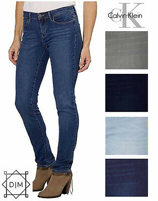 New Calvin Klein Jeans Ladies' Ultimate Skinny Low Rise Jeans Variety NWT