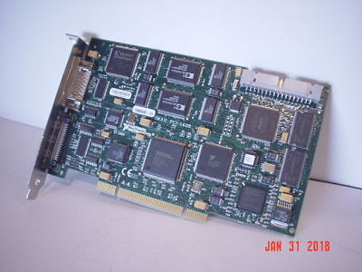 National Instruments PCI-1428 NI IMAQ Video Framegrabber Card, Camera Link