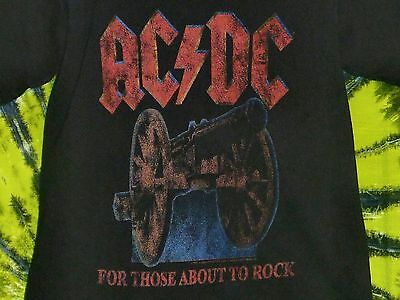 AC/DC For Those About To Rock ... We Salute You CHILD SIZE T-shirt