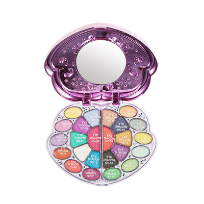 Multi Color Facial Concealer Powder Cheek Blush Eyeshadow Makeup Palette Set