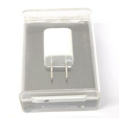 Genuine Apple A1265 USB Power Wall Adapter Cube for iPod Touch 2nd 3rd 4th Gen