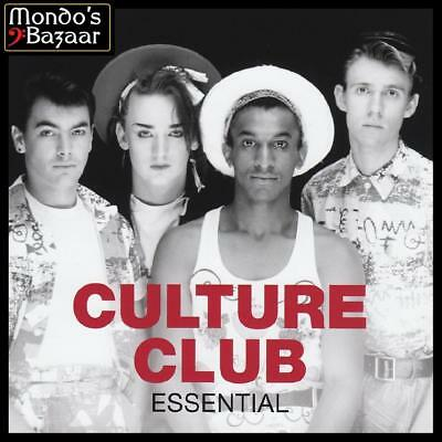 Culture Club - Essential Cd ~ Greatest Hits / Best Of ~ Boy George *new*