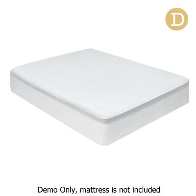 Premium Waterproof Mattress Protector Fully Fitted - Double