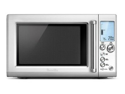 Breville BMO735BSS Quick Touch Stainless Steel Microwave + FREE POSTAGE
